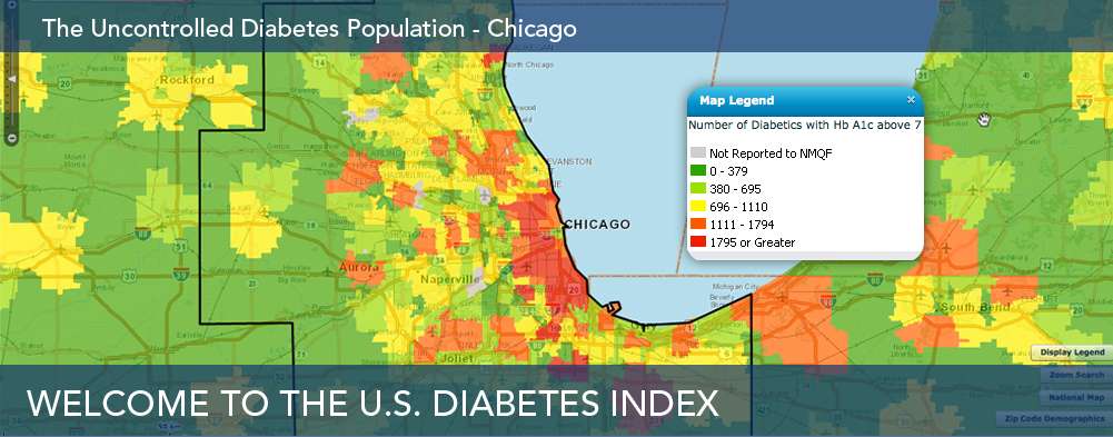 U S Diabetes Index Providing Critical Intelligence About Diabetes In The United States